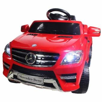 Mercedez Benz Kids Electric Ride On Toy Car 4 wheels ML350 QX-7996(red) Price Philippines