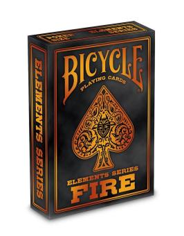 Bicycle Fire Element Series Standard Poker Playing Cards 1 Deck Price Philippines