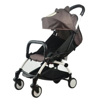 Harga Baby Stroller Accessories Of Vertical General Safety Arm - intl