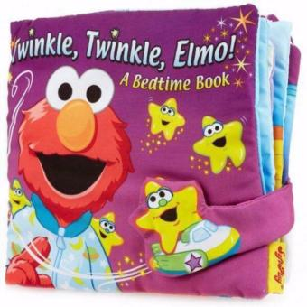 Twinkle Twinkle Elmo Cloth Book Price Philippines
