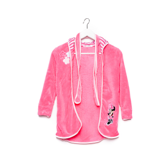 Minnie Mouse Bathrobe (Pink) Price Philippines