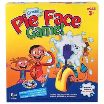 Toy Collections Pie Face game Price Philippines