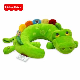Harga Fisher-Price Comfortable Crocodile Design Travel Pillow