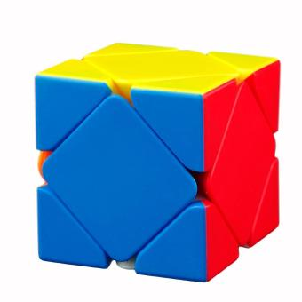 Harga LT365 MoYu Magnetic Positioning Skewb Speed Cube 55mm Cube - intl