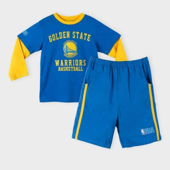 NBA Boys 2-Piece Warriors Shorts Set Price Philippines