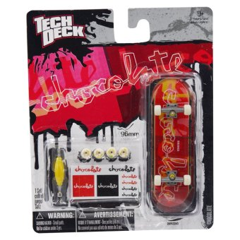 Tech Deck Handboards Chocolate Fingerboards (Multicolor) Price Philippines
