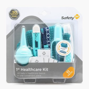 Harga Safety 1st 1st Healthcare Kit (Light Blue)