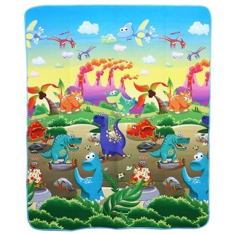 Harga Baby Play Mat Floor Rug Soft Carpet Dinosaurs Paradise Foam Crawling Toy