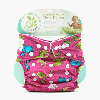 Baby Leaf Zoo Animals Cloth Diaper Price Philippines