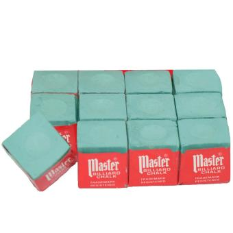 Harga Billiard / Pool Master Chalk (Green)
