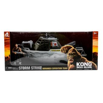 Harga Lanard Kong Skull Island -Storm Strike Monarch Expedition Team - Boat