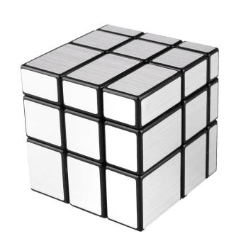 3x3x3 Mirror Bump Magic Cube Speed Puzzle Twist Game Education Toys Gift - intl Price Philippines