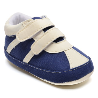 Wonder Years SHO-RB-1106-B Infant Boy Shoes (Blue) Price Philippines