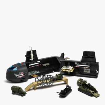 Harga Micro Soldiers Submarine Playset