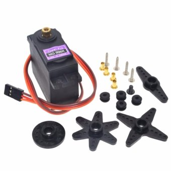 Harga Original TowerPro MG996R 100% Metal Servo (Black)