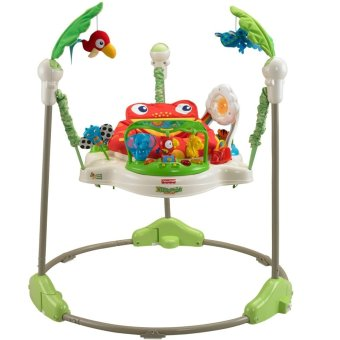 Harga Fisher-Price Rainforest Jumperoo for Baby