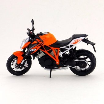 Harga 1:12 KTM 1290 Super Duke R Diecast Motorcycle Alloy Motor Model - intl