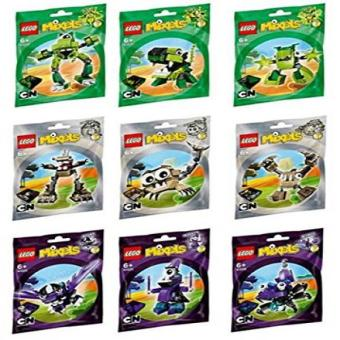 LEGO Mixels Series 3 Complete Set of All Figures/Characters Price Philippines