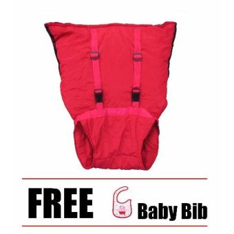 Harga Happy Baby Portable Seat (Red)