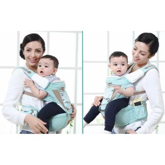 Mambobaby 2017 Baby Carrier with Hip Seat with Uniquel prints (Green)   Price Philippines