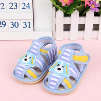 Harga Fisher-price shoes Puppy pattern blue