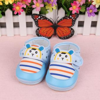 Harga Fisher-price Bear shoes blue