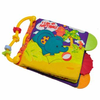 Elephant Teether Cloth Book Price Philippines