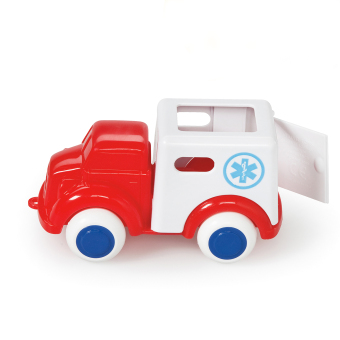 Viking Toys 7cm Mini Chubbies Ambulance Toy Price Philippines