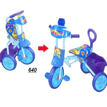 Harga Fortune Rich Foldable Trike 640