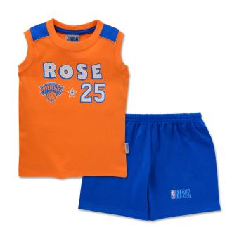NBA Baby - Muscle Shirt and Shorts Set (Rose 25) Price Philippines
