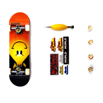 Tech Deck Handboards Fingerboards Industries (Multicolor) Price Philippines