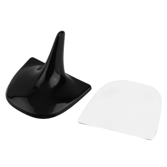 New GPS Style Shark Fin Adhesive Decorative Dummy Antenna For Benz Black Price Philippines