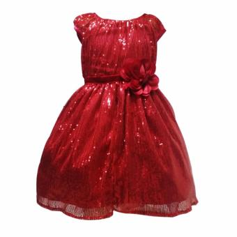Rare Collection Amalia Party Dress (Red) Price Philippines