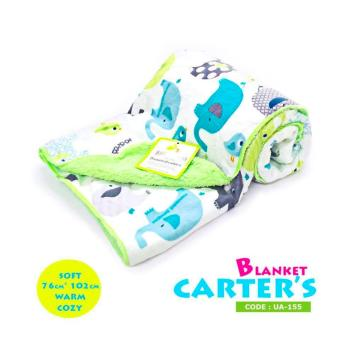 New 2017 Best Store Baby Shop Soft Comfortable Carter Hooded Blanket-UA155 Price Philippines