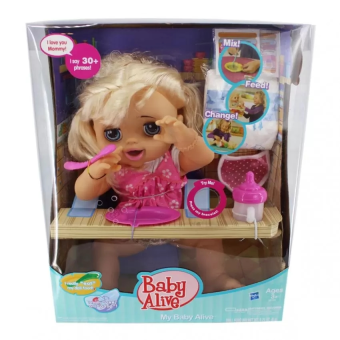 Harga My Baby Alive Doll