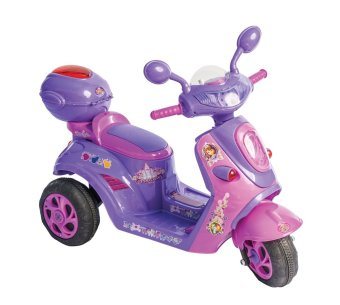 Harga Sofia the First Motorized Scooter