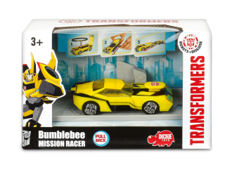 Harga Dickie Toys Transformers Mission Racer Bumblebee Car Toy