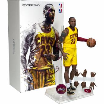 Enterbay 1/9 Motion Masterpeice Series: NBA Collection Lebron James Price Philippines