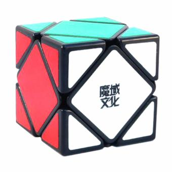 Harga Rubik's MoYu Skewb Magic Puzzle Speed Cube YJ8229 Black Body