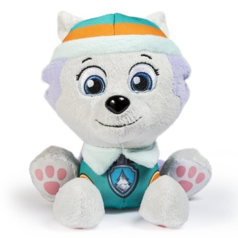 7.8inch Cartoon Dog Paw Printed Plush Toy Patrol Pattern Everest Plush for Kids Price Philippines
