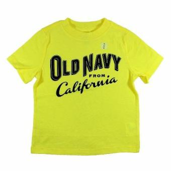 Old Navy Kids Shirt California - Yellow Price Philippines