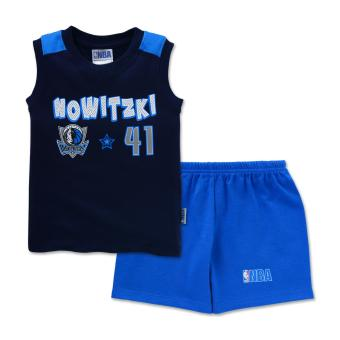 NBA Baby - Muscle Shirt and Shorts Set (Nowitzki 41) Price Philippines