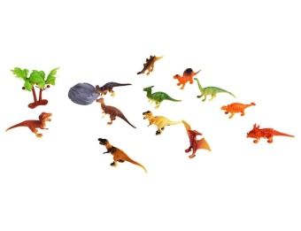 12pcs Mini Dinosaur Figure Toys Children'S Education Toys Children'S Gifts - intl Price Philippines