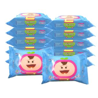 12 Packs of 30+2sheets Unscented Uni-love Baby Wipes Price Philippines