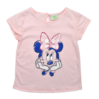 Minnie Mouse Blouse (pink) Price Philippines