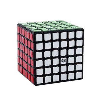 Harga MoYu Weishi GTS YJ8248 6x6x6 Speed cube Black Body