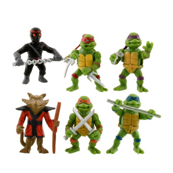 6Pcs Teenage Mutant Ninja Turtles TMNT Action Figures Toy Chlid Kids Collection Price Philippines
