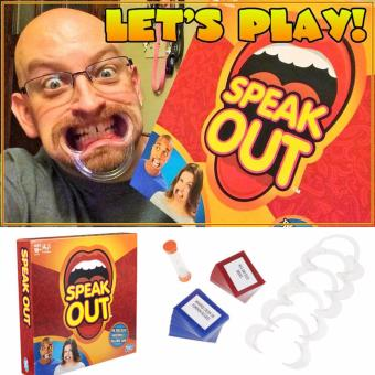 Harga Speak Out Mouth piece game