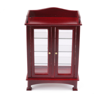 Harga Miniature Wooden Kitchen Cabinet Model Furniture Coffee