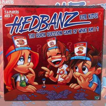 Harga HAPPY KIDS Hedbanz for Kids Board Game